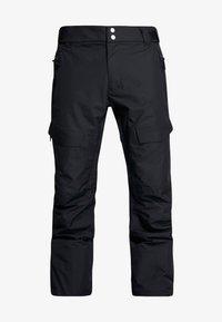 Wearcolour - TILT PANT - Talvihousut - black - 5