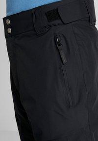Wearcolour - TILT PANT - Talvihousut - black - 4