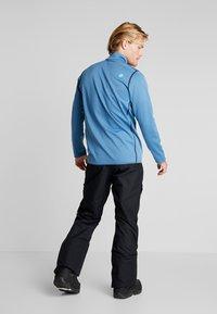 Wearcolour - TILT PANT - Talvihousut - black - 2