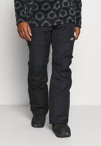 COLOURWEAR - TILT PANT - Snow pants - black - 0