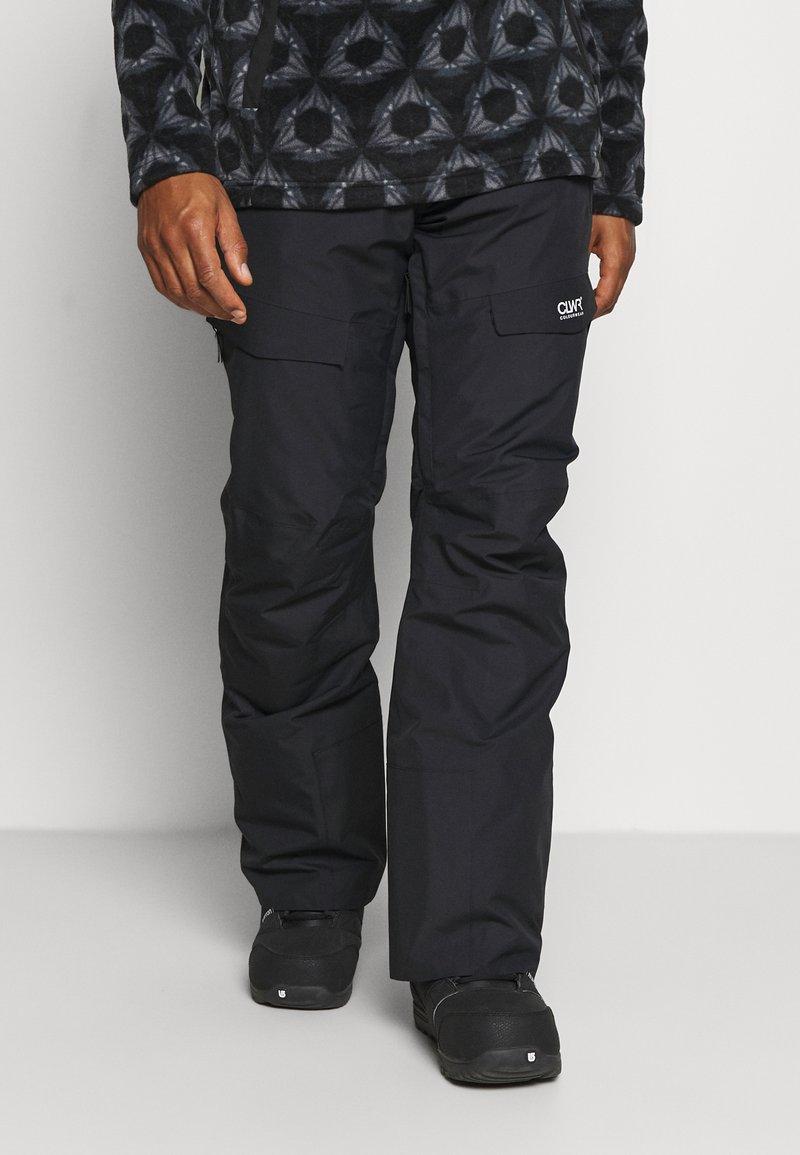 COLOURWEAR - TILT PANT - Snow pants - black