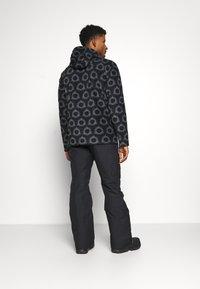 COLOURWEAR - TILT PANT - Snow pants - black - 2
