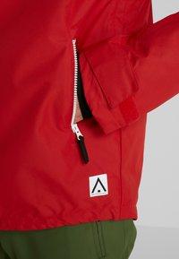 Wearcolour - BLOCK JACKET - Snowboardjas - falu red - 7