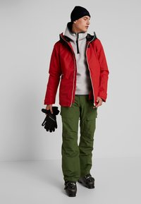Wearcolour - BLOCK JACKET - Snowboardjas - falu red - 1