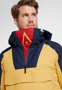 Wearcolour - ANORAK - Snowboardová bunda - sand - 3