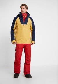 Wearcolour - ANORAK - Snowboardová bunda - sand - 1