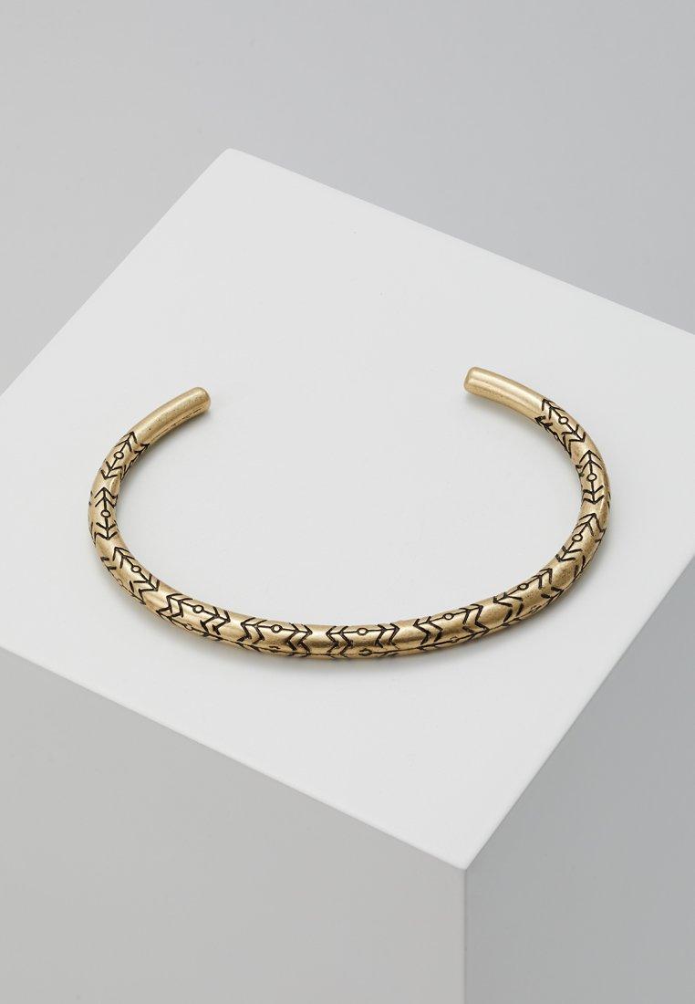 Classics77 - SALVADOR CUFF BRACELET - Armband - gold-coloured