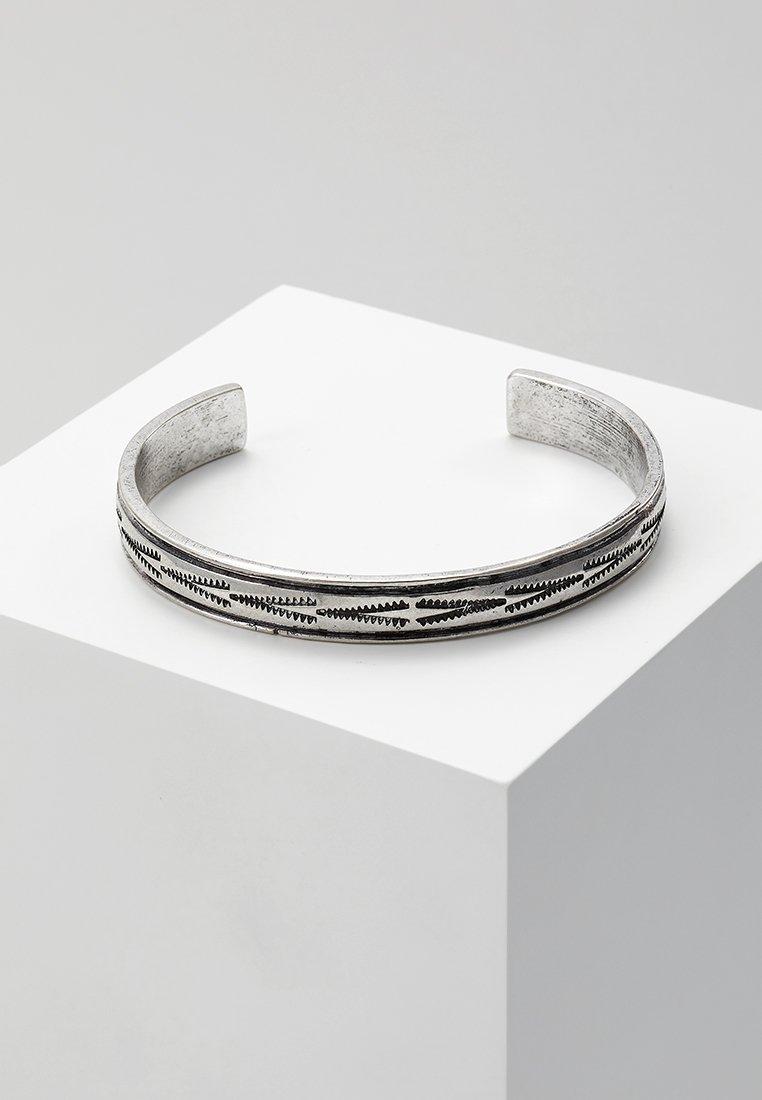 Classics77 - MONCHIQUE CUFF BRACELET - Armband - silver-coloured