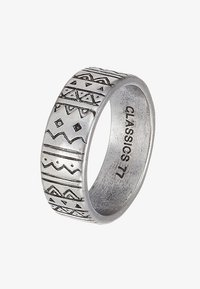 Classics77 - AZTECA BAND - Ring - silver-coloured - 3