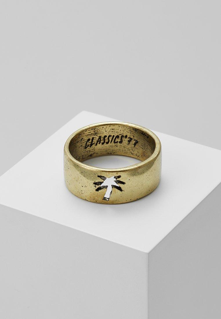 Classics77 - LA SANTA BAND - Ring - gold-coloured