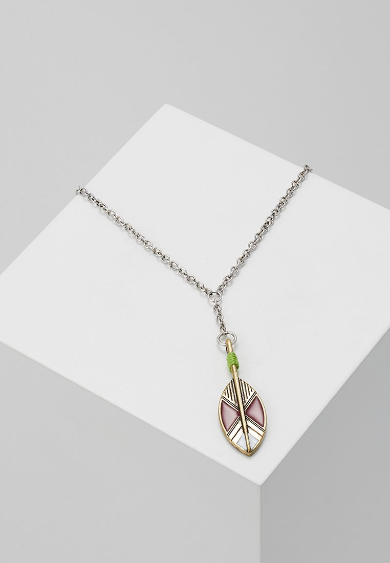 Classics77 - TROPICALES NECKLACE - Necklace - silver-coloured