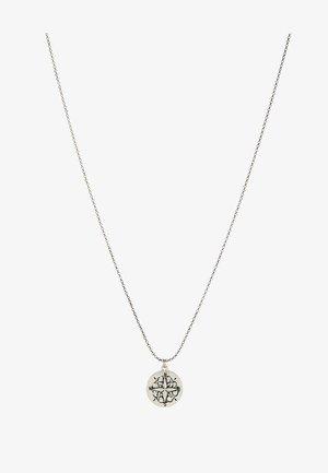 RICA NECKLACE - Necklace - silver-coloured