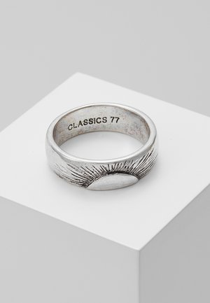 SOLEIL BAND - Ring - silver-coloured