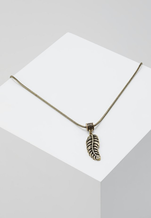 PLANTATION NECKLACE - Necklace - gold-coloured