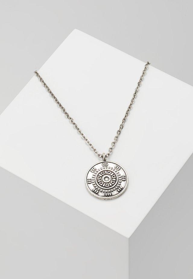 MAYANACONDA NECKLACE - Collana - silver-coloured
