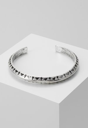 SHAMAN YOU CUFF - Bracelet - silver-coloured