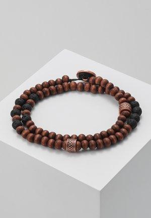 NUSA DUA WRAP BRACELET - Bracelet - copper