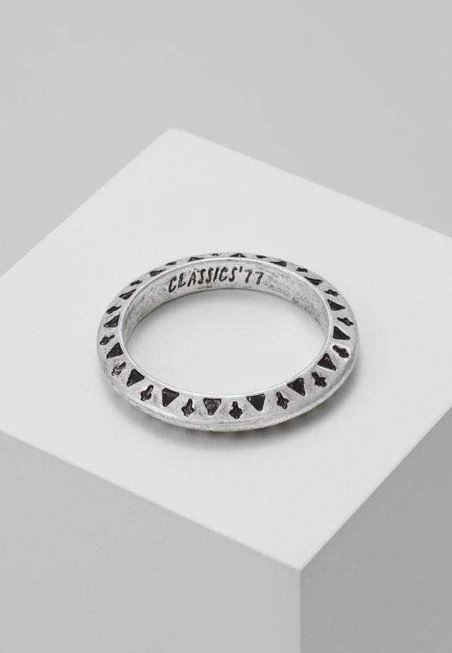 SHAMAN YOU BAND - Ring - silver-coloured