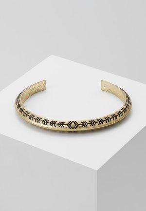 ABREOJOS CUFF BRACELET - Bracelet - gold-coloured