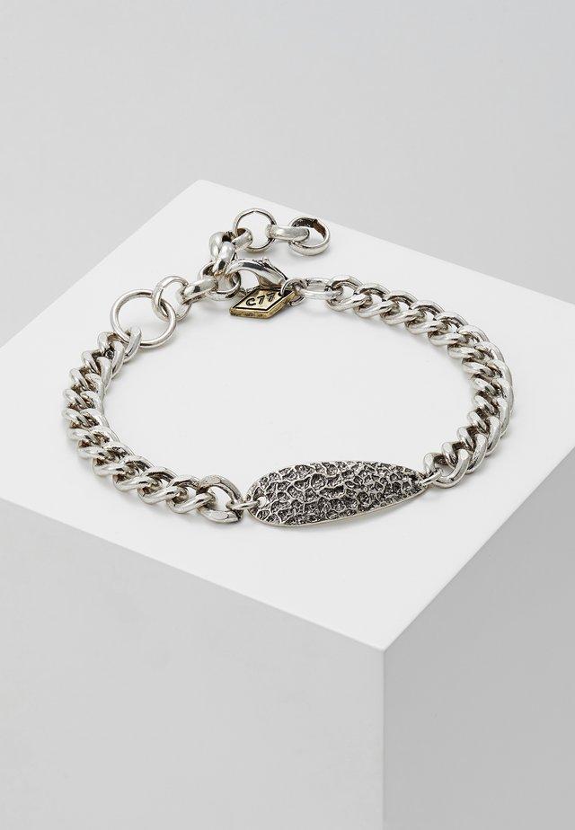 CANGGU CHAIN BRACELET - Armband - silver-coloured