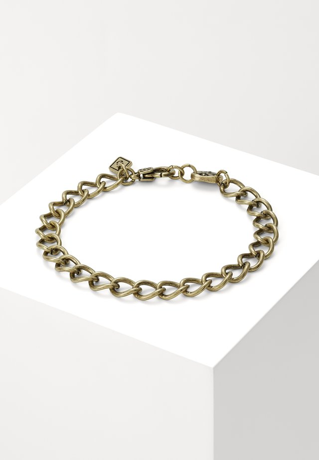 BUENOS NOCHES CHAIN BRACELET - Armband - gold-colored