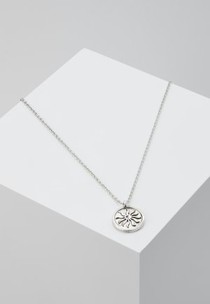 CHILDREN OF THE SUN NECKLACE - Halskette - silver-coloured