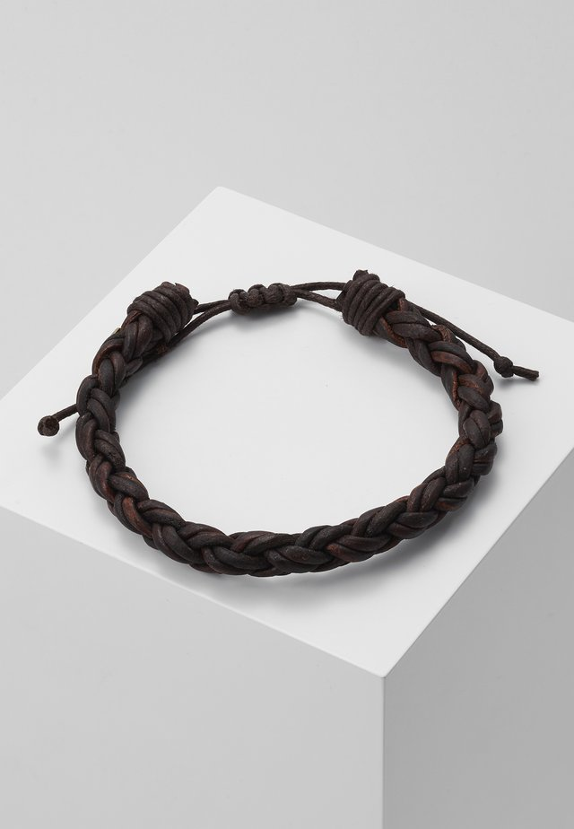 ATHENS BRACELET - Armbånd - brown