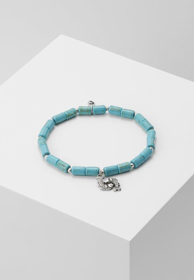 KOI BRACELET - Armbånd - turquoise