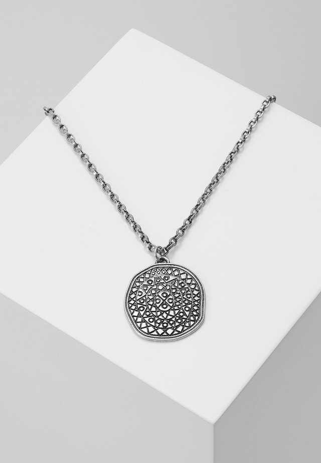 PENDANT - Necklace - silver-coloured