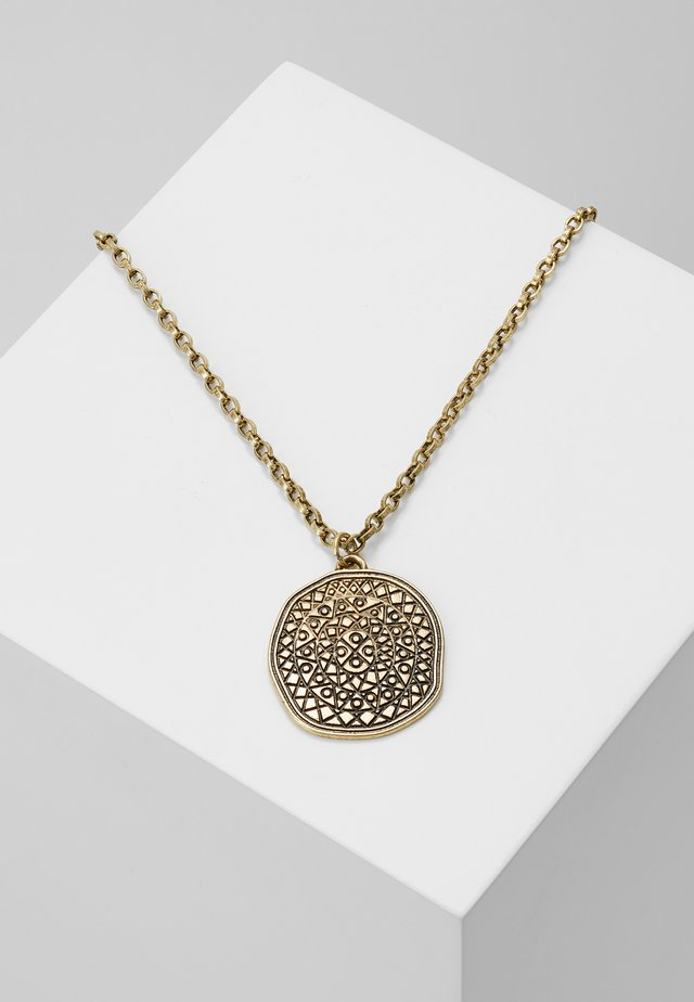 PENDANT - Necklace - gold-coloured