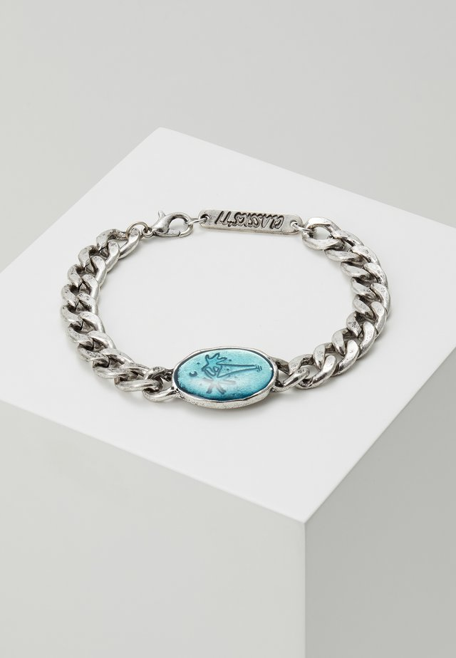 WASH OUT BRACELET - Armband - silver-coloured