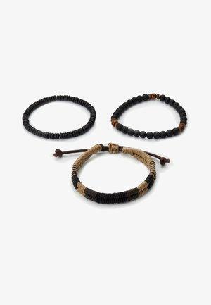 TAMRI 3 PACK - Bracelet - black