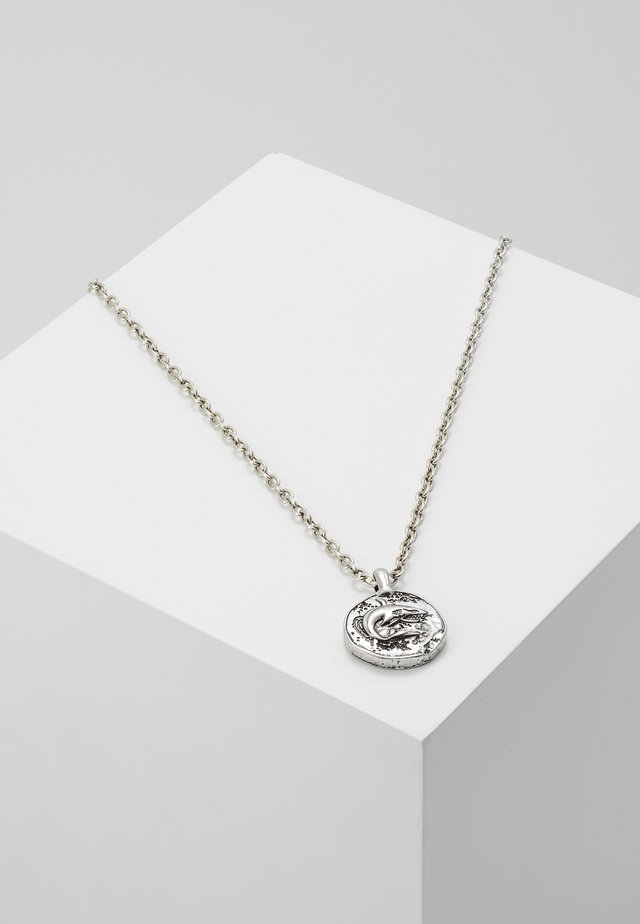 GREAT NECKLACE - Necklace - silver-coloured