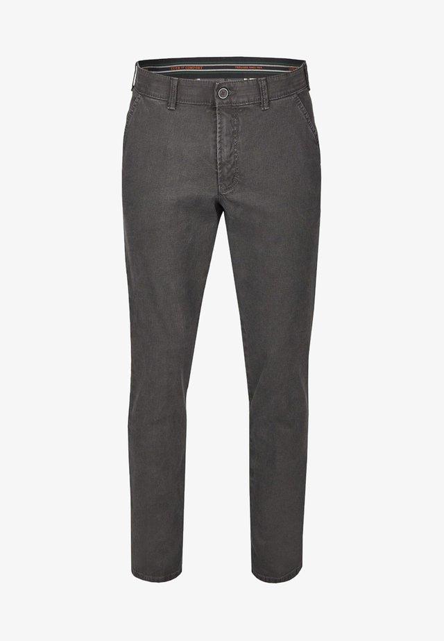 GARVEY - Slim fit jeans - dark grey