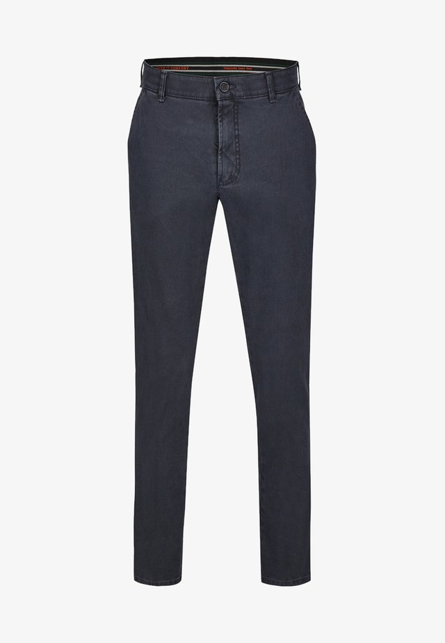 GARVEY - Slim fit jeans - dark blue