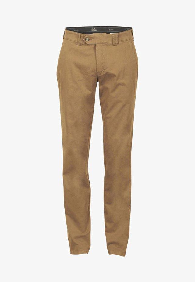 DENVER - Trousers - beige