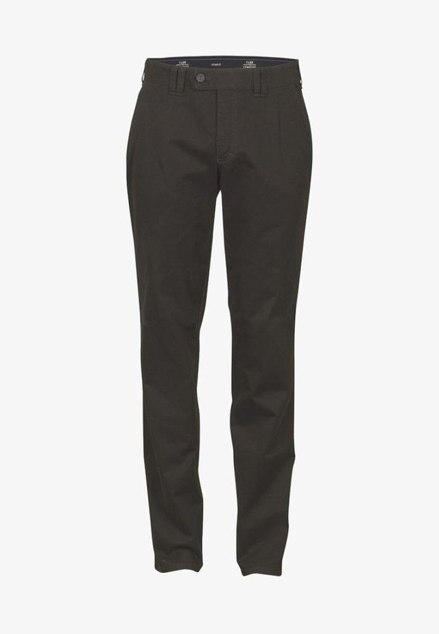 DENVER - Trousers - black