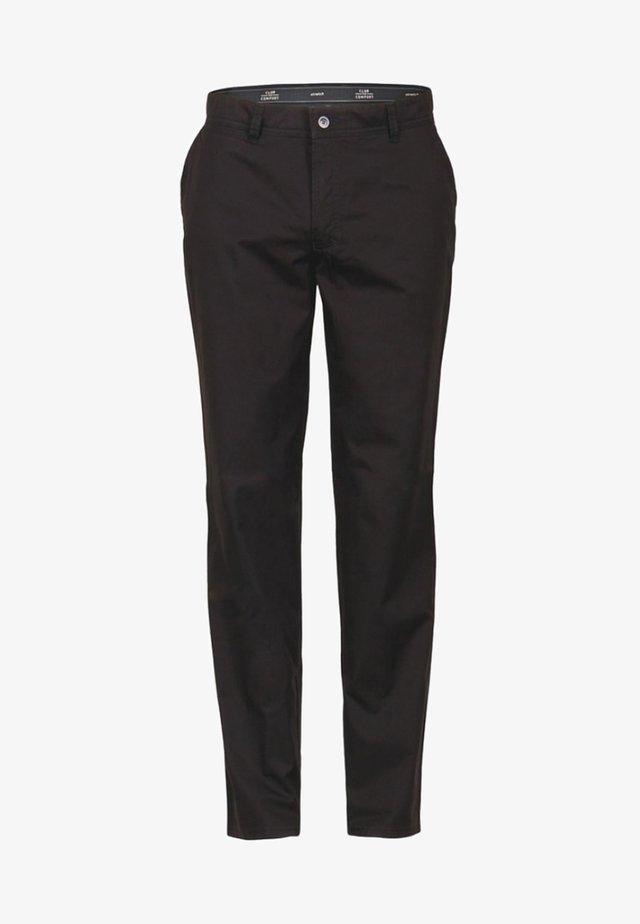MIT ANGENEHMER COLDBLACK AUSRÜSTUNG - Trousers - black