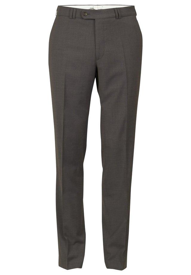 SANTOS - Trousers - hellgrau 5