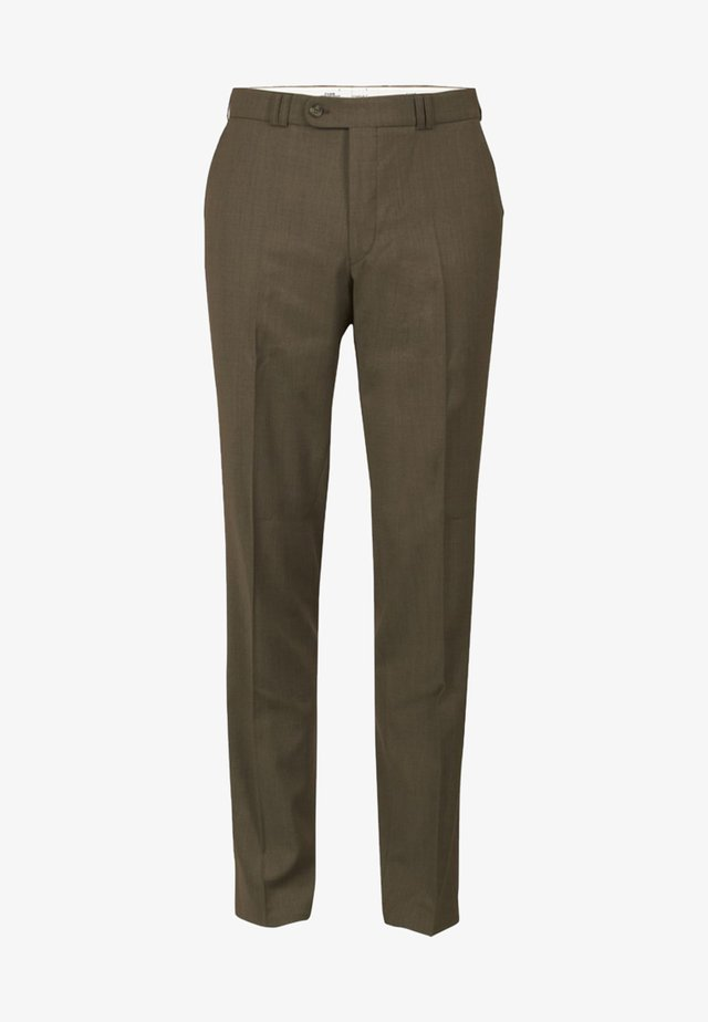 SANTOS - Trousers - brown