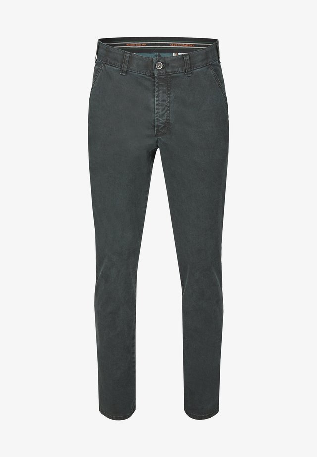 Trousers - teal