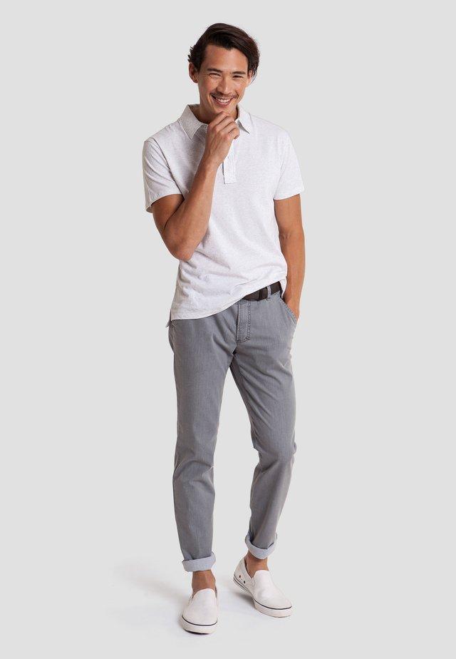 Trousers - hellgrau(6)