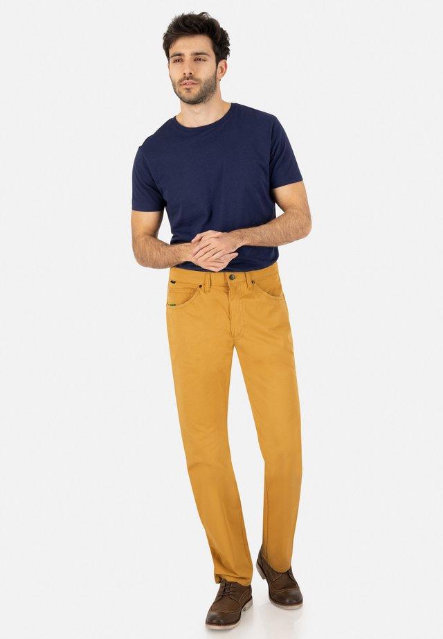 Broek - yellow