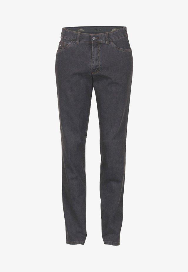 LIAM - Straight leg jeans - dunkelgrau