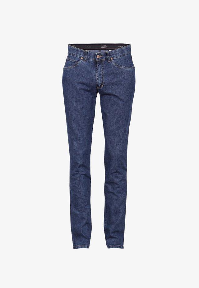 JAMES - Straight leg jeans - blue