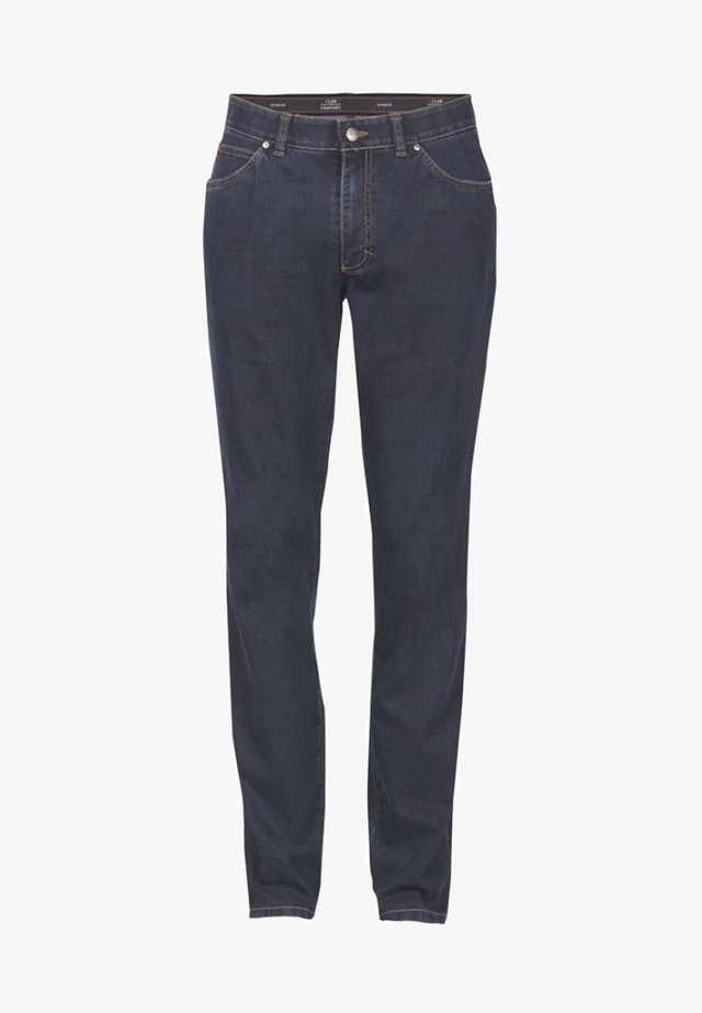 JAMES - Straight leg jeans - dark blue