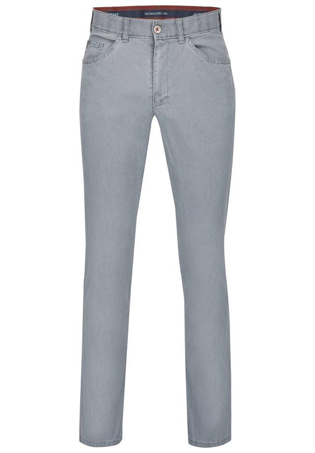 KENO - Straight leg jeans - hellblau 47