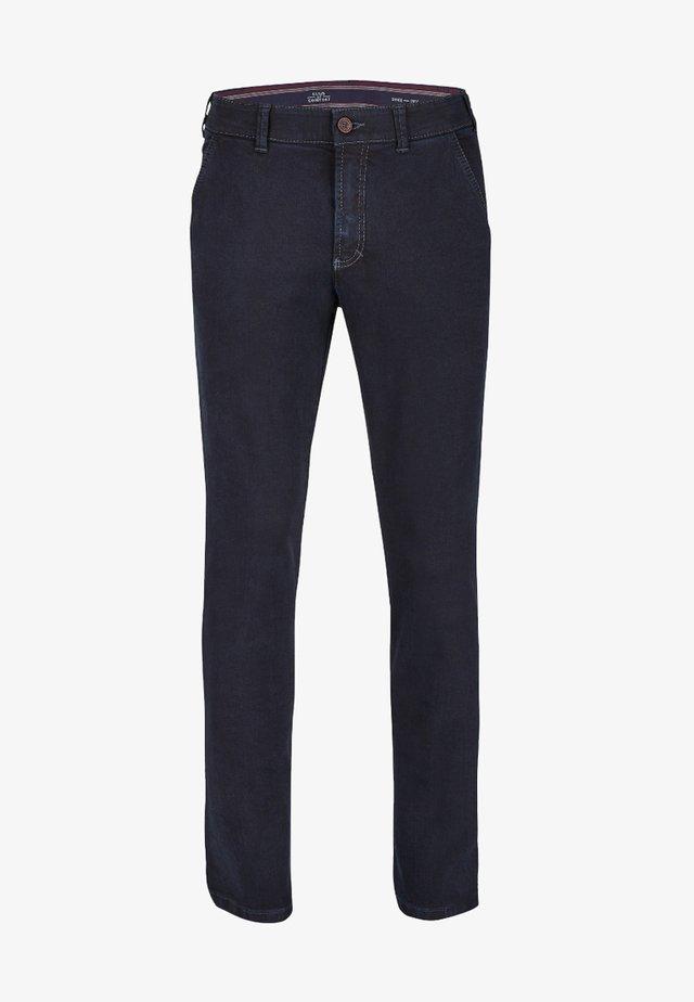 GARVEY  - Straight leg jeans - dark blue