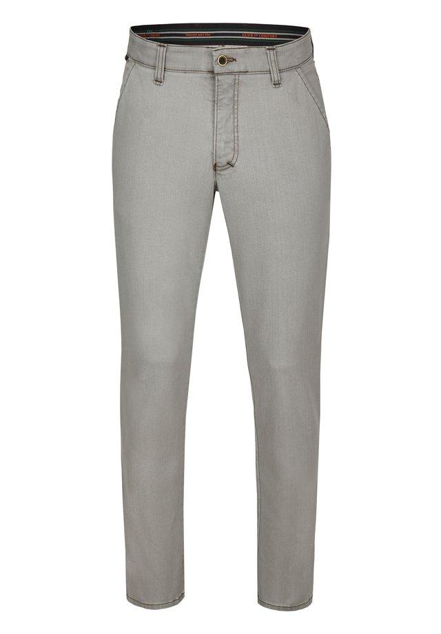 GARVEY - Straight leg jeans - grau (4)