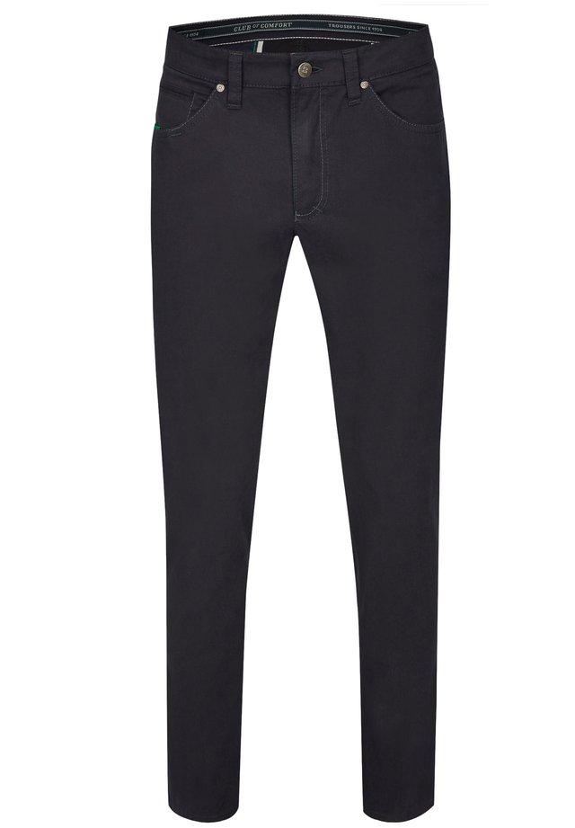 Straight leg jeans - dunkelblau 41